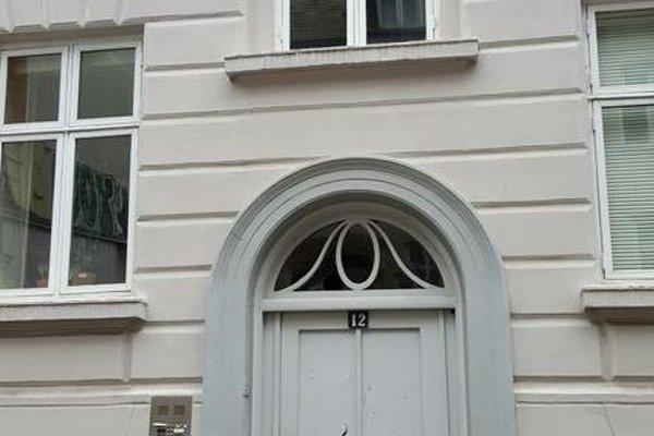 Copenhagen Zone Apartment Norrebro - фото 10