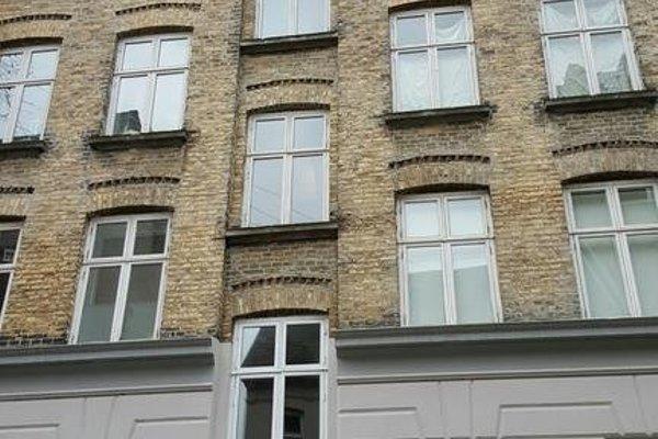 Copenhagen Zone Apartment Norrebro - фото 7