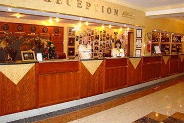 Отель Весна - фото 11