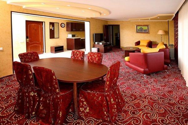 Отель Весна - фото 13