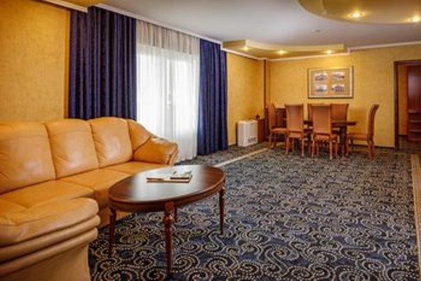 Отель Весна - фото 4