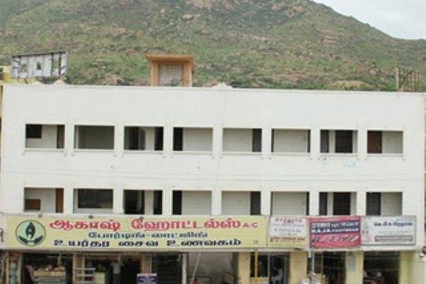 Aakaash Hotel - фото 13