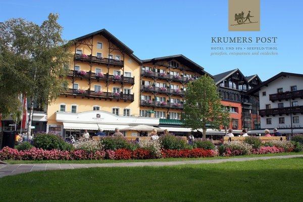 Krumers Post Hotel & Spa - фото 23