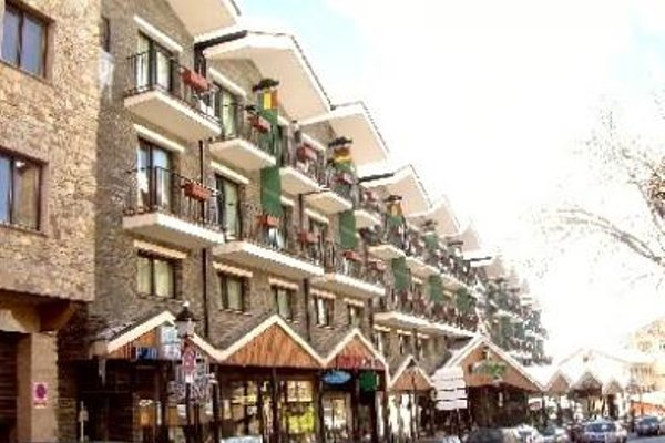 Hotel Piolets Soldeu Centre - фото 21