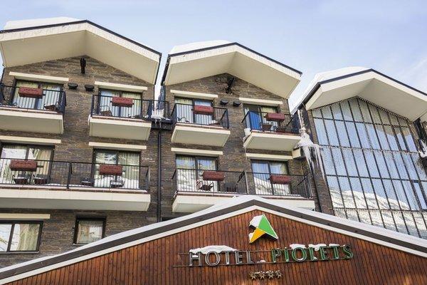 Hotel Piolets Soldeu Centre - фото 22