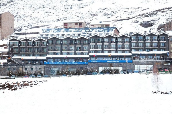 Hotel Piolets Soldeu Centre - фото 23