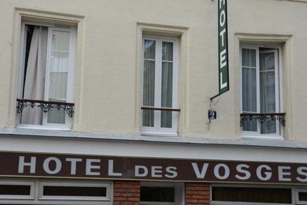 Hotel des Vosges - 5