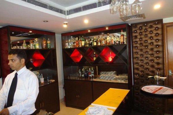 Airport Hotel Noratan Palace - фото 17