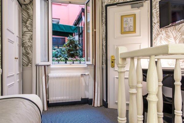 Hotel Jardin Le Brea - фото 19