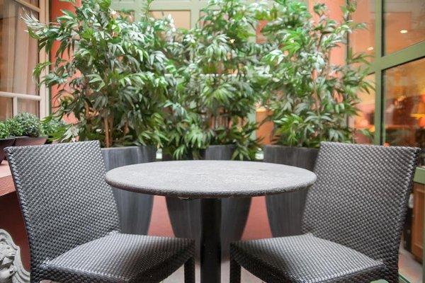 Hotel Jardin Le Brea - фото 22