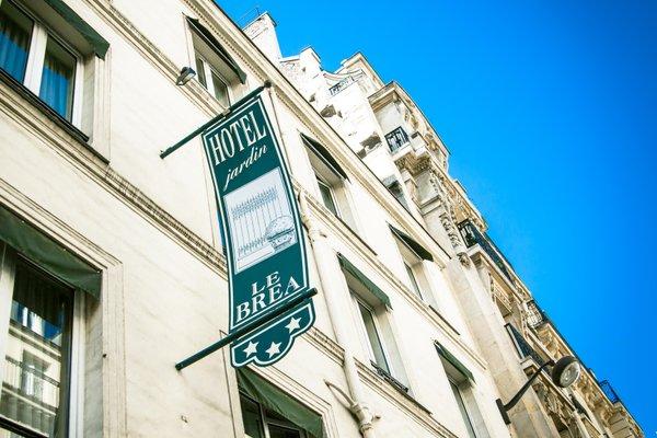 Hotel Jardin Le Brea - фото 23