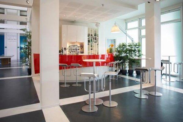 MO.OM Hotel - фото 6