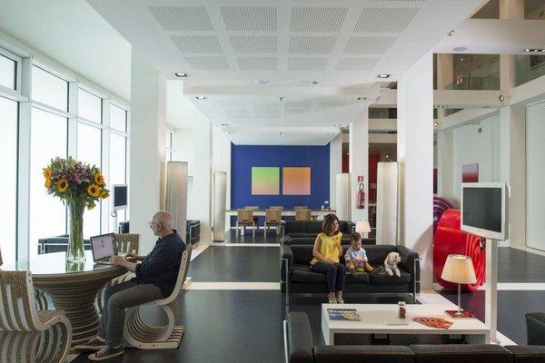 MO.OM Hotel - фото 8