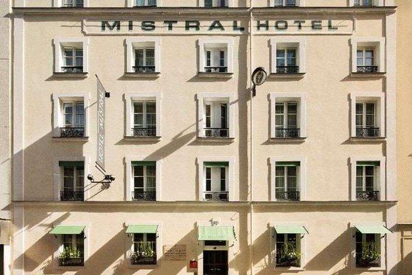 Hôtel Mistral - 23