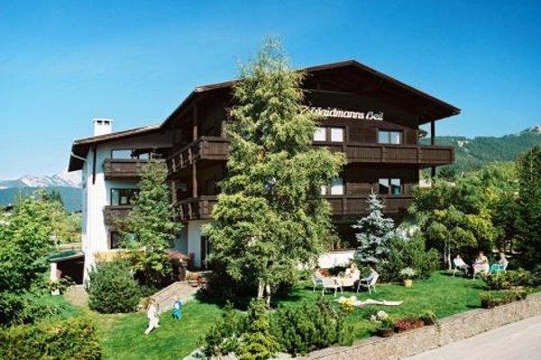 Appartements Landhaus Waidmannsheil - фото 22