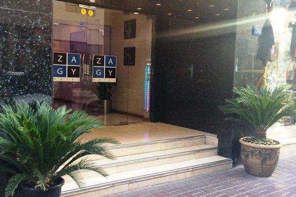 Zagy Hotel - фото 17