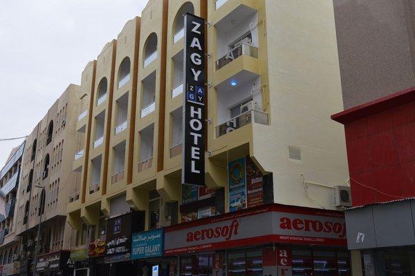 Zagy Hotel - фото 22