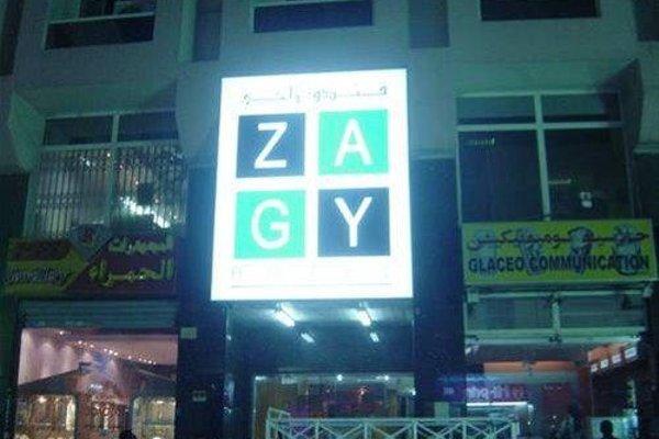 Zagy Hotel - фото 23