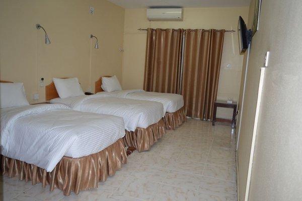 Zagy Hotel - фото 6