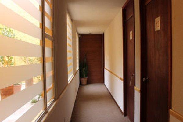 Hotel Gracia Zacatecas - 20
