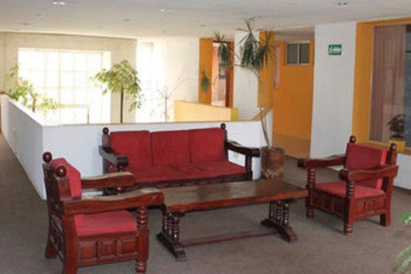 Hotel Gracia Zacatecas - 8