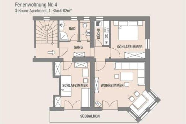 Landhaus Frenes - фото 5