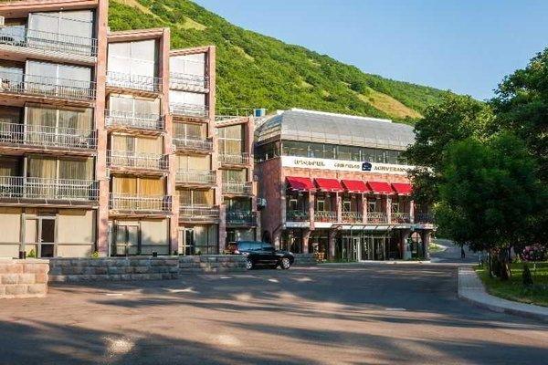 Бест Вестерн Агверан Отель - фото 23