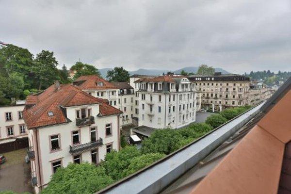 Hotel Quellenhof Sophia - фото 23