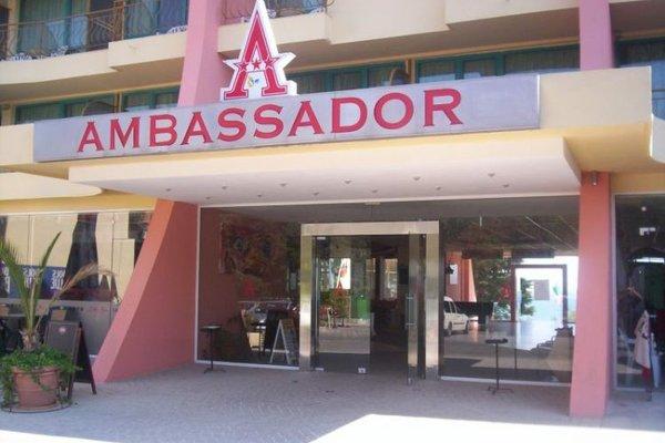 Амбассадор (Ambassador) - 12