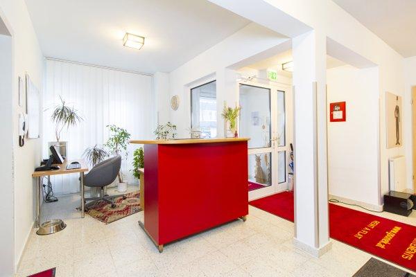 Apartmenthotel Residenz Donaucity - фото 11