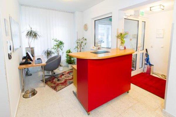 Apartmenthotel Residenz Donaucity - фото 12
