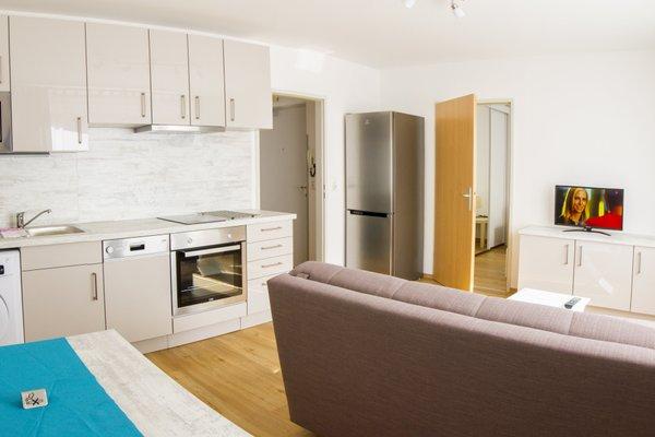 Apartmenthotel Residenz Donaucity - фото 14