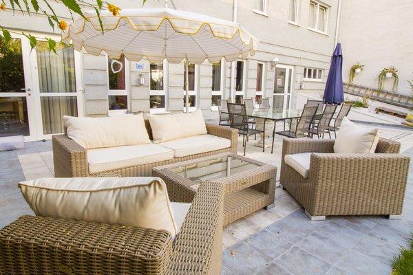 Apartmenthotel Residenz Donaucity - фото 17