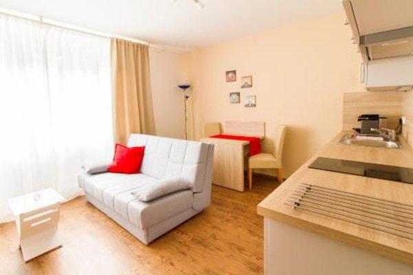 Apartmenthotel Residenz Donaucity - фото 3