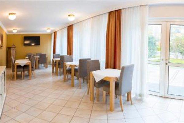 Apartmenthotel Residenz Donaucity - фото 9