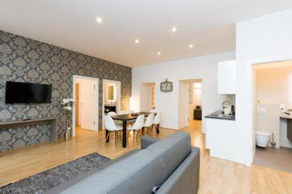 Vienna Stay Apartments Tabor 1020 - фото 19