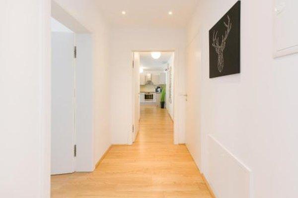 Vienna Stay Apartments Tabor 1020 - фото 20