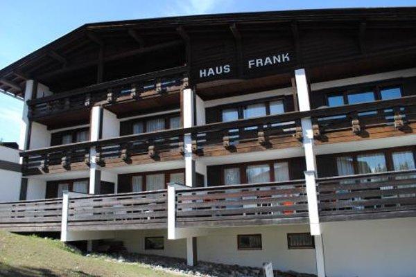 Haus Frank Apartment°6 - фото 22
