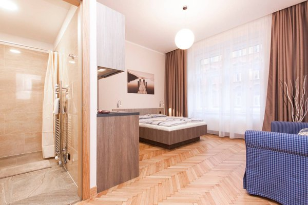 Manesova Astra Apartment - фото 3