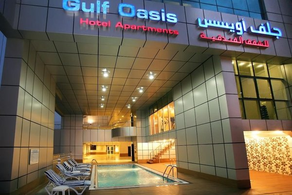 Gulf Oasis Hotel Apartments - фото 13