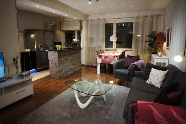 Asuntohotelli Pohjantahti Apartment - 11
