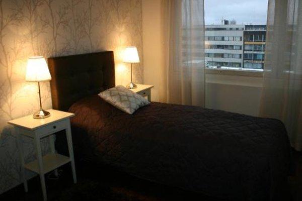 Asuntohotelli Pohjantahti Apartment - 12