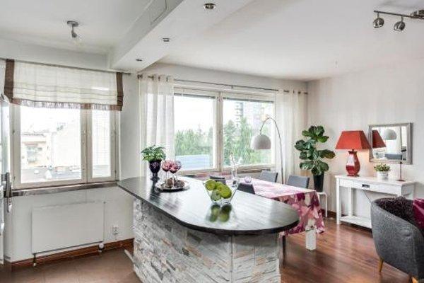 Asuntohotelli Pohjantahti Apartment - 21