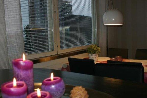 Asuntohotelli Pohjantahti Apartment - 5
