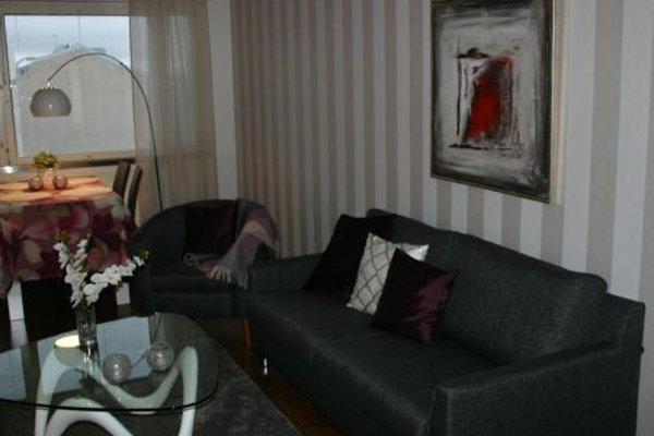 Asuntohotelli Pohjantahti Apartment - 8