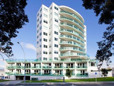 อพาร์ทเมนท์ Quest Tauranga Serviced Apartments