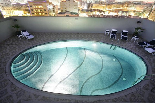 Auris Hotel Apartments Deira - фото 17