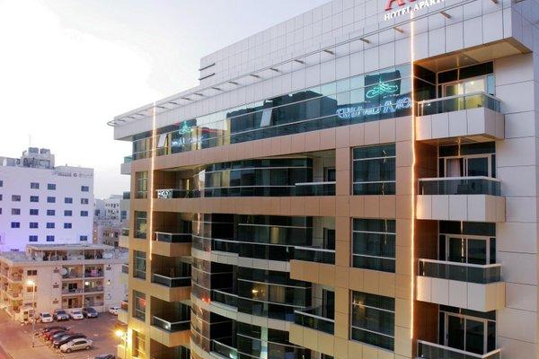 Auris Hotel Apartments Deira - фото 21