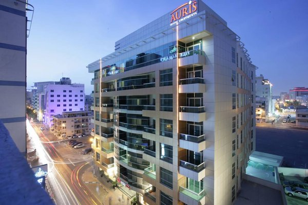 Auris Hotel Apartments Deira - фото 22