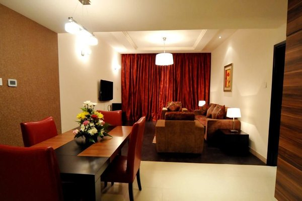 Dunes Hotel Apartments Oud Metha - фото 13